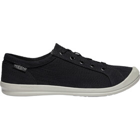 Keen Lorelai Hemp Sneakers Dames, black